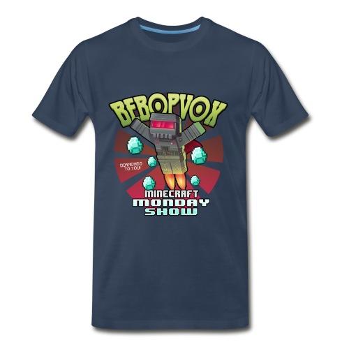 Bebop Vox shirt by WonderCraft - Men's Premium T-Shirt