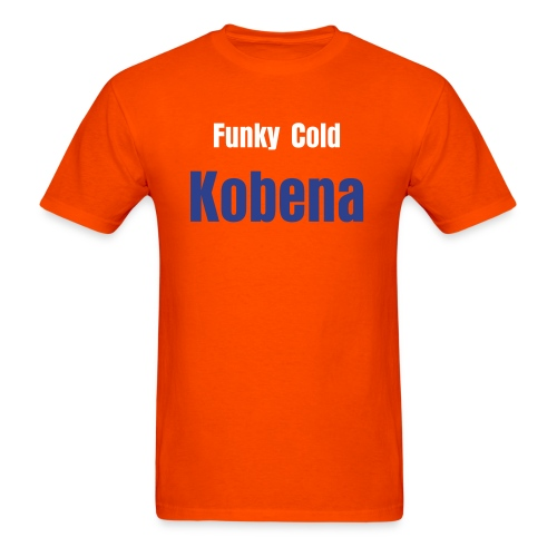 Funky Cold Kobena T Shirt - Men's T-Shirt