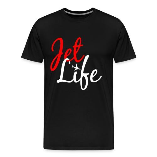 Jet Life - Men's Premium T-Shirt