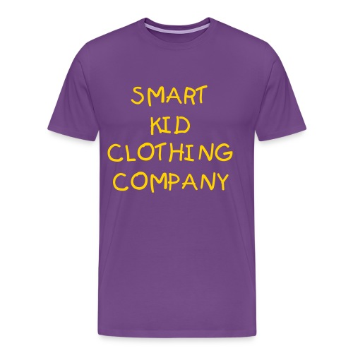 SmartKid Clothing Co - Men's Premium T-Shirt