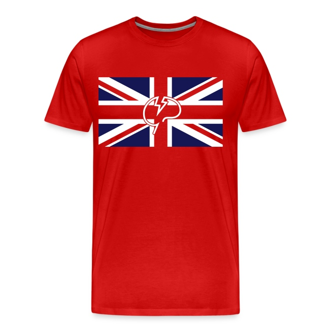 Men's Mindcrack Union Jack T-Shirt