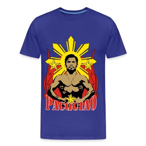 Manny Pacquiao Logo - Men's Premium T-Shirt