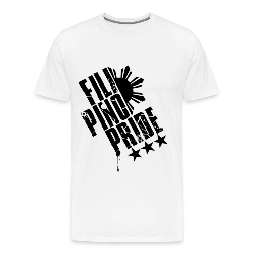 Filipino Pride Logo - Men's Premium T-Shirt