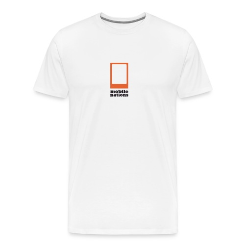 Mobile Nations  - Men's Premium T-Shirt