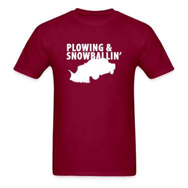 Plowing T-Shirts