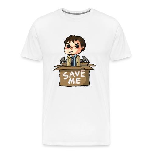 Save Me (DESIGN BY KARINA) - Men's Premium T-Shirt