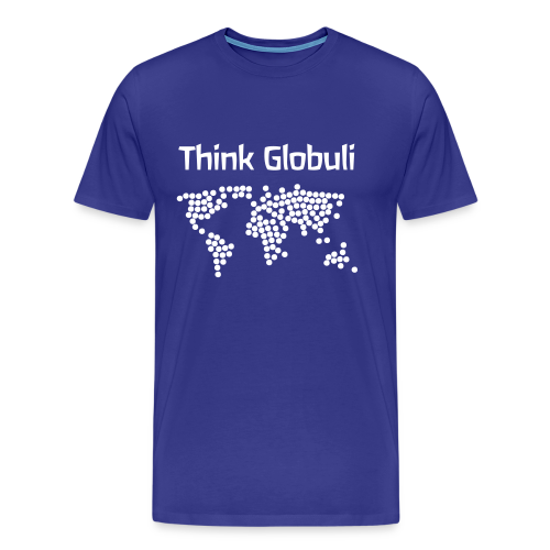 Think Globuli - Men's Premium T-Shirt