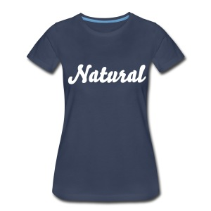 Natural-Plus - Women's Premium T-Shirt