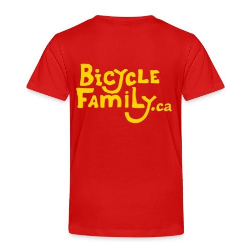simple toddler t - Toddler Premium T-Shirt
