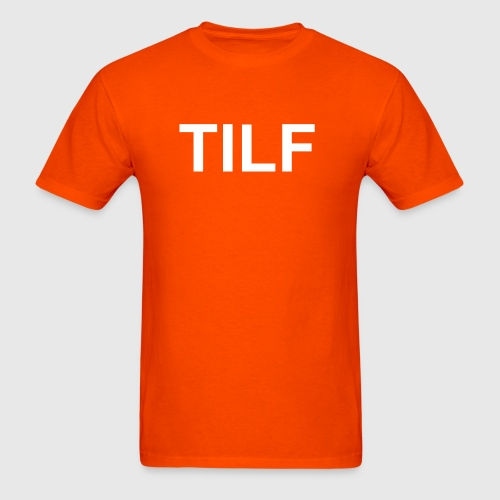 Clemson (Tiger I'd Like To *) TILF - Men's T-Shirt