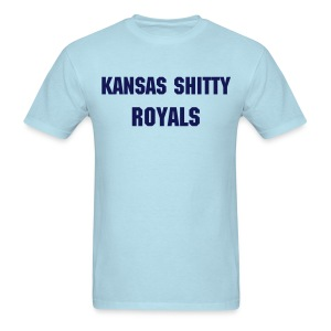 Kansas Shitty - Men's T-Shirt