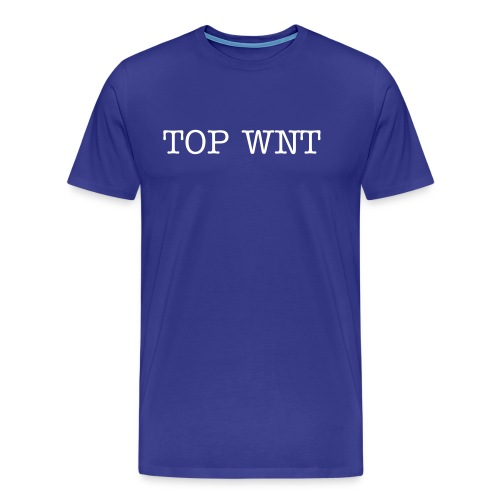 TOP WNT - Men's Premium T-Shirt