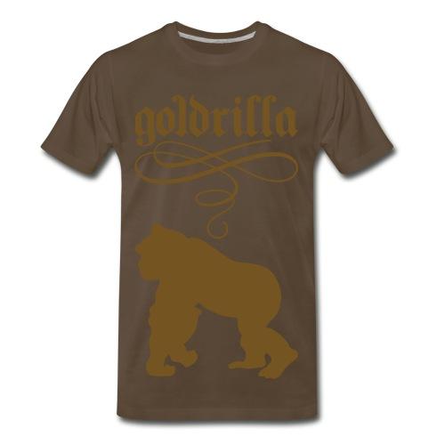 GOLDRILLA - Men's Premium T-Shirt