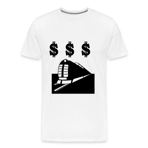 Money Train - Men's Premium T-Shirt