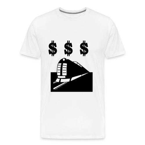 Money Train - Men's Premium T-Shirt