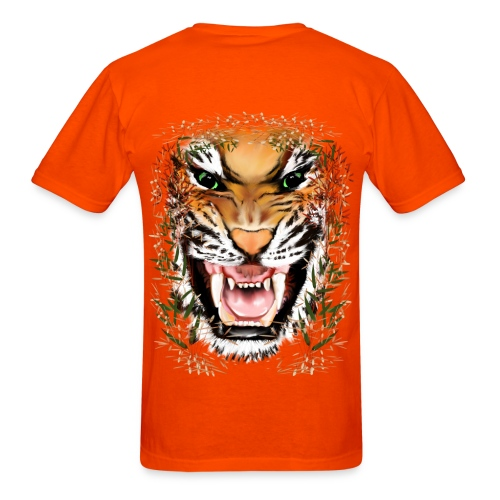 tigers watch out - Men's T-Shirt