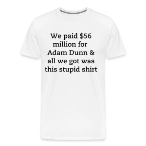 $56 million - Men's Premium T-Shirt