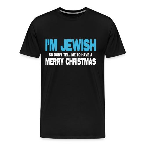 I'm Jewish (Men) - Men's Premium T-Shirt