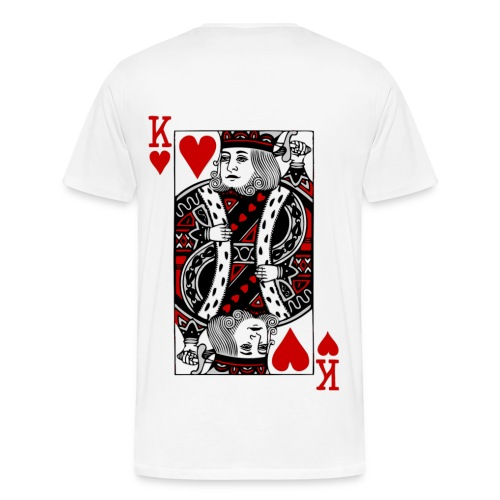 Card revel t-shirt - Men's Premium T-Shirt