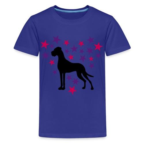 Kids dog7 - Kids' Premium T-Shirt