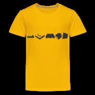 Kids' Shirts ~ Kids' Premium T-Shirt ~ Nintendo Evolution