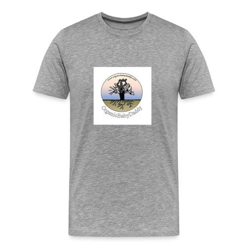 OrganicBabyDaddy - Official T-Shirt - Men's Premium T-Shirt