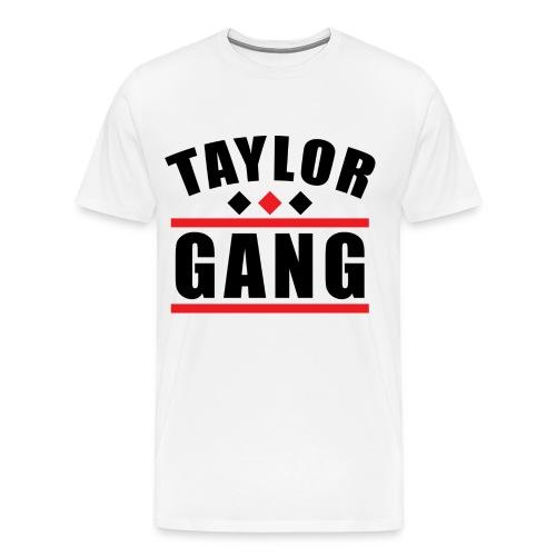 Taylor Gang Shrit!  - Men's Premium T-Shirt