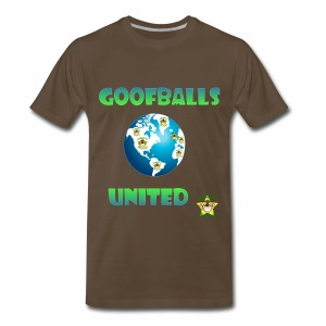 Monkey Pickles Big Goofballs United - Men's Premium T-Shirt