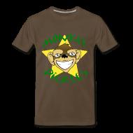 T-Shirts ~ Men's Premium T-Shirt ~ Big Monkey Pickles Classic