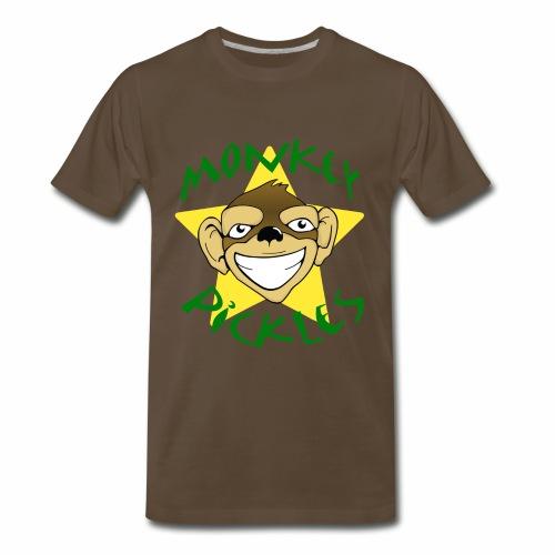 Big Monkey Pickles Classic - Men's Premium T-Shirt
