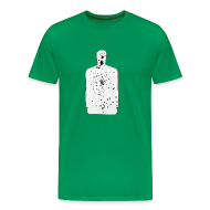 T-Shirts ~ Men's Premium T-Shirt ~ Weapon Blog Target