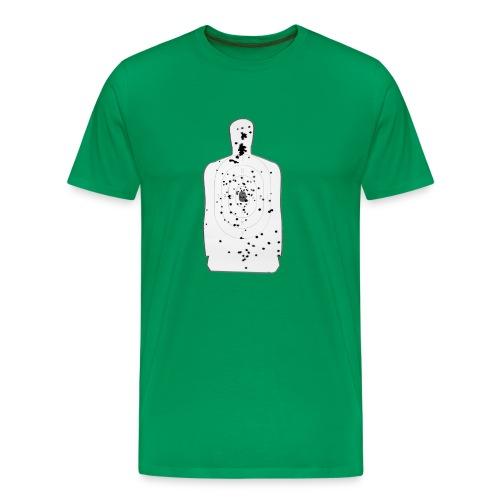 Weapon Blog Target - Men's Premium T-Shirt