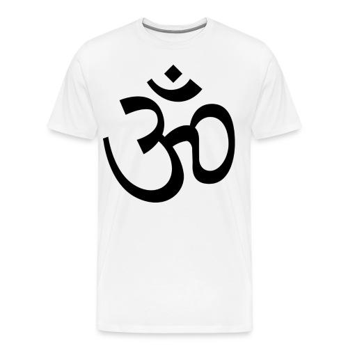Om Symbol 3 - Men's Premium T-Shirt