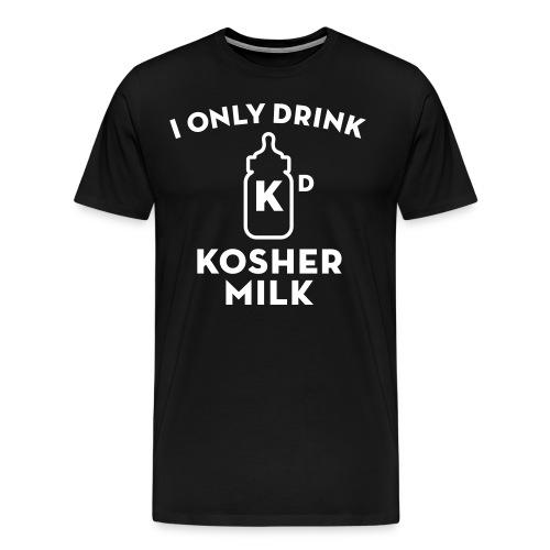 Kosher Milk - Men's Premium T-Shirt