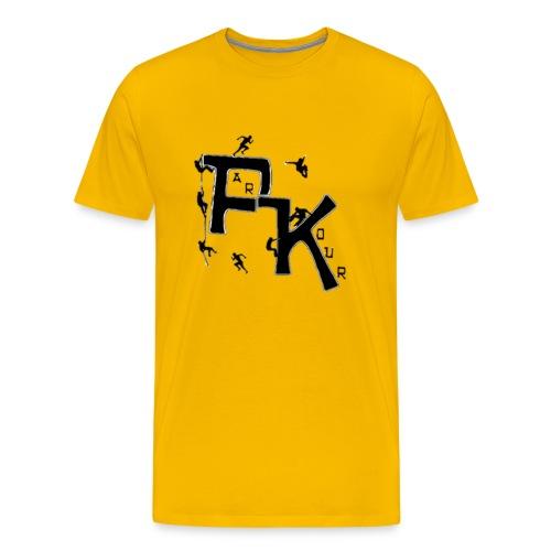 Cycle T  - Men's Premium T-Shirt