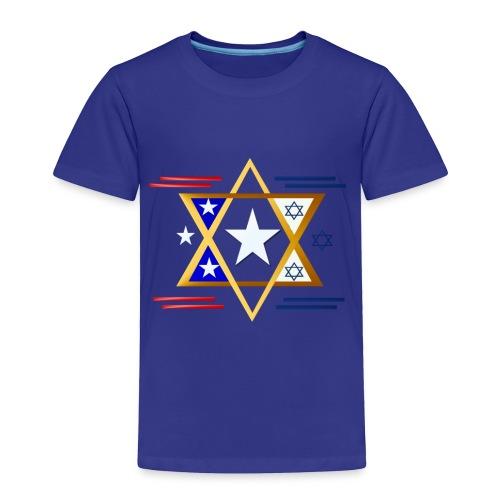 America-Israel - Toddler Premium T-Shirt