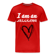 T-Shirts ~ Men's Premium T-Shirt ~ I am an ARIANATOR - Mens