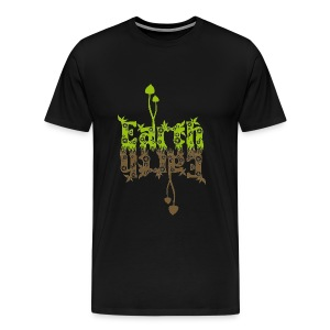Earth & Shrooms men - Men's Premium T-Shirt