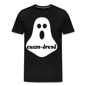 Cuzzn-Dread Ghost men - Men's Premium T-Shirt
