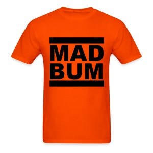 Mad Bum Orange Tee - Men's T-Shirt