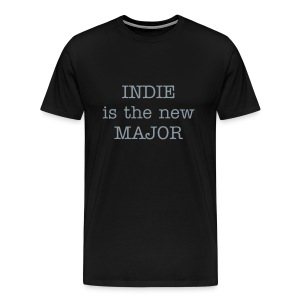 INDIE 3XL AND 4XL T-Shirt (Classic) - Men's Premium T-Shirt