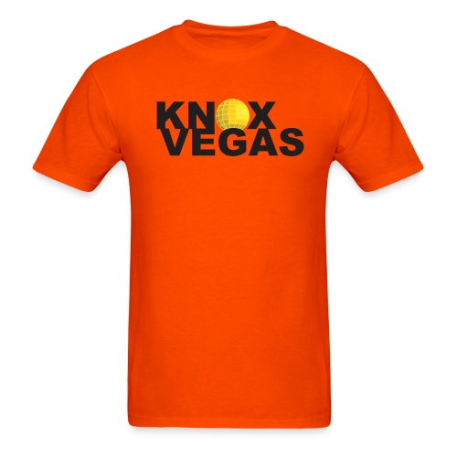 Knoxvegas v1 - Men's T-Shirt