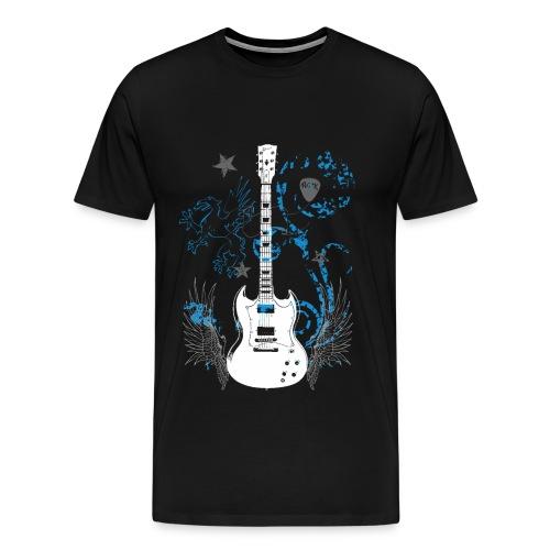 The SG Legend - Men's Premium T-Shirt