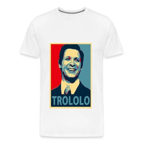 trololo - Men's Premium T-Shirt
