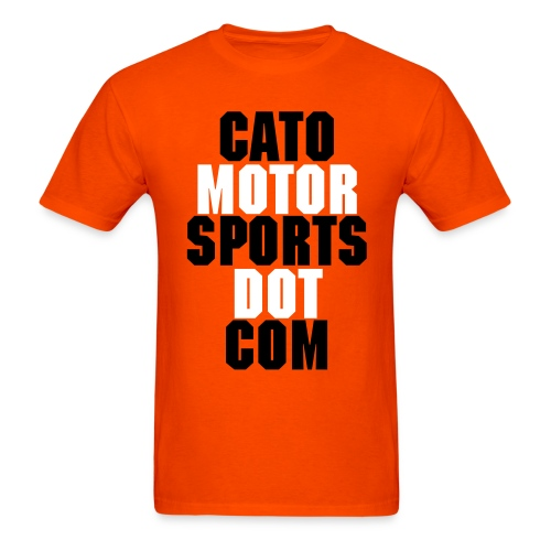 Cato Website Tee - Men's T-Shirt