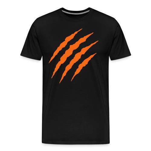 claw tee - Men's Premium T-Shirt