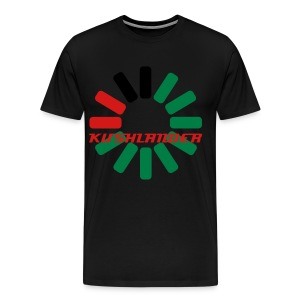 KUSHLANDER LOADING - Men's Premium T-Shirt