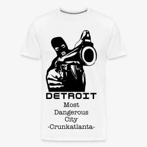 DETROIT 911 - Men's Premium T-Shirt