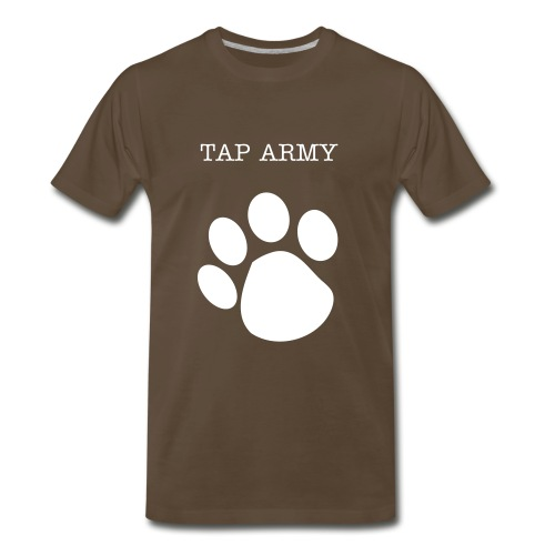 Tap Army - Men's Premium T-Shirt
