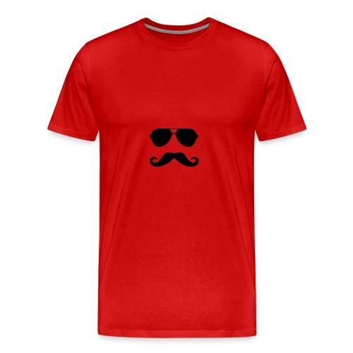 Free Mustache Rides - Men's Premium T-Shirt
